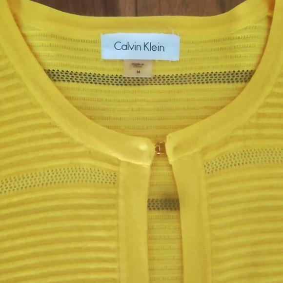 Calvin Klein Sweaters - Calvin Klein Cardi